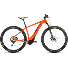 Cube Reaction Hybrid SL 500 - VTT électrique semi-rigide - orange